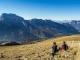 Vue sur la Tournette et la Montagne de Cotagne (29 octobre 2016)