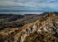Vue sur le Léman et le Jura