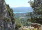 Lac de Sainte-Croix au fond (5 juillet 2005)