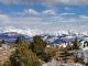 Vue sur la Chaine du Mont-Blanc et les Aravis (9 mai 2021)