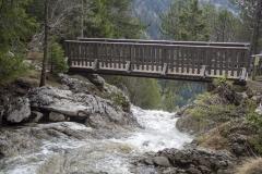 Pont sur le Nant des Brassets (12 mai 2019)