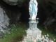 Vierge dans la grotte