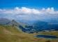 Lac du Roy avec la Pointe d'Uble à gauche et le Mont Chéry à droite