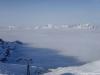 Vue sur le Fulfirst (2384 m), l'Alvier (2342 m) et la Gauschla (2310 m).