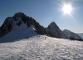 Pointe de Puvat depuis la montagne des Auges