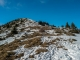 Chemin menant au sommet (6 décembre 2015)