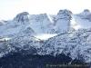 Pointe du Midi, Pointe Blanche et Pic du Jallouvre (8 janvier 2006)