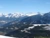 Massif du Mont-Blanc au loin (6 février 2011)