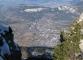 Vue sur Bonneville en bas (6 février 2011)