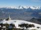 Le Massif du Haut-Giffre au loin (6 février 2011)