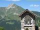 Oratoire devant le Mont de Grange