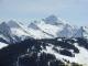 Mont Charvin au loin (11 décembre 2007)