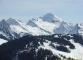 Mont Charvin au loin