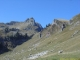 Le Col de Vésinaz au fond (21 octobre 2007)
