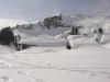 Arrivée au Chalet Blanc (23 mars 2006)