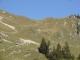 Le Col de Chalune au fond (21 octobre 2007)