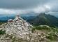 Cairn au sommet (26 juin 2016)