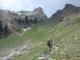 Sentier à la montée (6 mai 2007)
