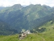 Superbe point de vue sur le Mont de Grange qui invite à la contemplation