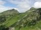 Panorama sur les sommets environnants