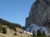 Col d'Ubine au pied du Mont Chauffé