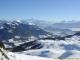 Le massif du Mont-Blanc (15 janvier 2006)