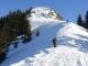 Au sommet des Cudres (15 janvier 2006)
