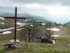 Croix sur le replat (25 avril 2004)
