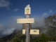 Arrivée au Col de la Case d'Oche, suivre la direction de la Pointe de Pelluaz (15 septembre 2018)