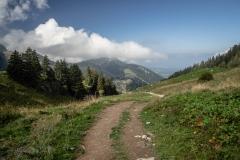 Mont Baron en arrière-plan (15 septembre 2018)