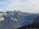 Chaîne du Bargy et du Mont-Blanc (13 novembre 2005)