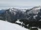 Vue sur la Pointe d'Andey et le Plateau de Solaison (27 février 2010)