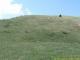 Sentier menant à la Pointe des Jottis (25 avril 2011)