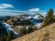 Vue sur la Pointe de Chavasse (27 décembre 2015)