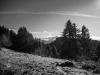 Vue sur le Mont Blanc (27 décembre 2015)