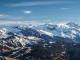 Panorama sur le Massif du Haut-Giffre et le Massif du Mont-Blanc (27 décembre 2015)