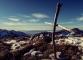 Au sommet de la Pointe d'Uble (27 décembre 2015)