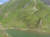 Redescente par le lac de Tardevant