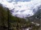 Glacier du Trient en 1985 (merci à Philippe Ratel pour le cliché !)