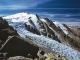 Glacier du Trient en septembre 1972 (merci à Noël Cramer pour les clichés !)