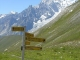 Arrivée au Col Sapin (22 juillet 2005)