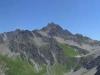 Entre-Deux-Sauts à gauche et Grand Rochère à droite (22 juillet 2005)
