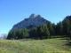 Arrivée au Col du Petit Cou
