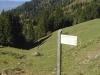 Arrivée à l'Alpage de Balme