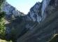 Dans la montée au Col du Freu