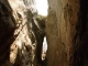 Grotte d'Orjobet (Mars 2003)