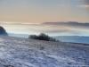 Le Vuache et le Jura (8 décembre 2013)