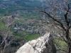 Collonges-sous-Salève en contrebas (Mars 2003)