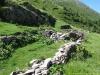 Ruines du deuxième chalet