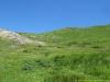 A la descente comme à la montée, toujours longer à gauche dans l'alpage d'Arnuva